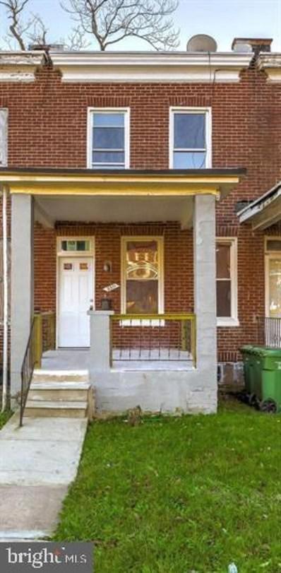 2511 Oswego Avenue, Baltimore, MD 21215 - #: MDBA540356