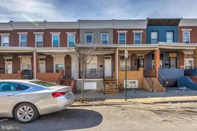 324 N Robinson Street, Baltimore, MD 21224 - #: MDBA540364
