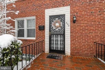 853 Evesham Avenue, Baltimore, MD 21212 - #: MDBA540400