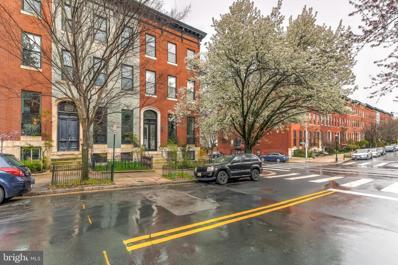 1601 Bolton Street, Baltimore, MD 21217 - #: MDBA540436