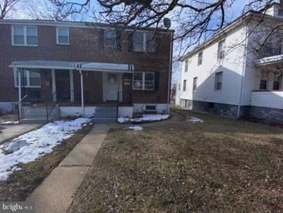 5508 Gist Avenue, Baltimore, MD 21215 - #: MDBA540444