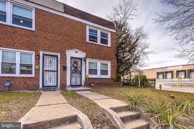 2400 Harriet Avenue, Baltimore, MD 21230 - #: MDBA540470