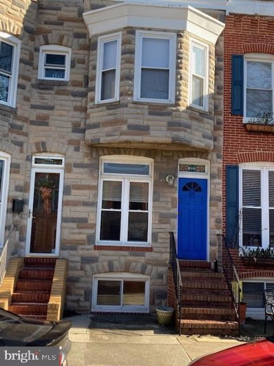 1323 Andre Street, Baltimore, MD 21230 - #: MDBA540480