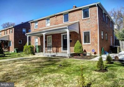 3702 Eastwood Drive, Baltimore, MD 21206 - #: MDBA540516