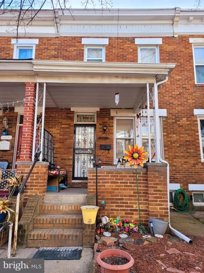 2811 Mayfield Avenue, Baltimore, MD 21213 - #: MDBA540624