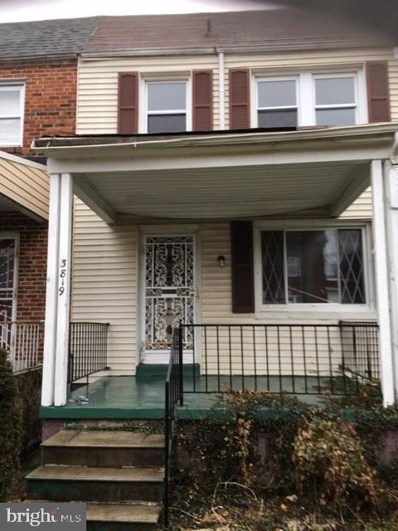 3819 Lewin Avenue, Baltimore, MD 21215 - #: MDBA540656