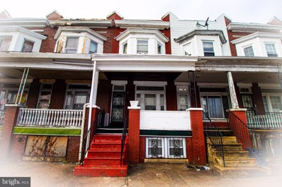1218 Bloomingdale Road, Baltimore, MD 21216 - #: MDBA540678