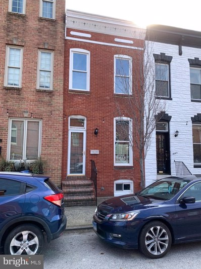3031 O\'Donnell Street, Baltimore, MD 21224 - #: MDBA540680