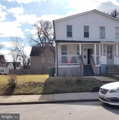 3509 Hayward Avenue, Baltimore, MD 21215 - #: MDBA540682
