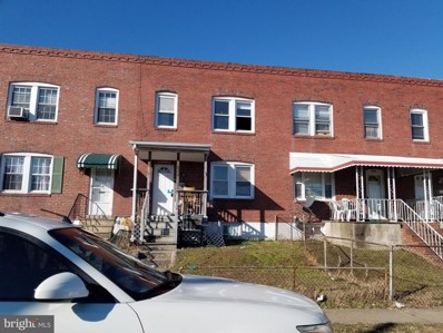 622 Quail Street, Baltimore, MD 21224 - #: MDBA540702