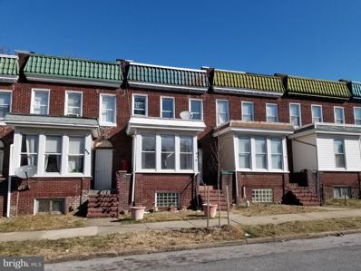 916 Bonaparte Avenue, Baltimore, MD 21218 - #: MDBA540704