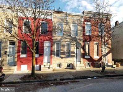 2130 W Fayette Street, Baltimore, MD 21223 - #: MDBA540714
