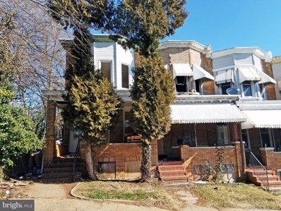 2800 Clifton Park Terrace, Baltimore, MD 21213 - #: MDBA540720