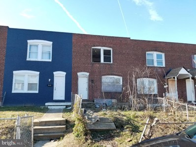 821 Stoll Street, Baltimore, MD 21225 - #: MDBA540724