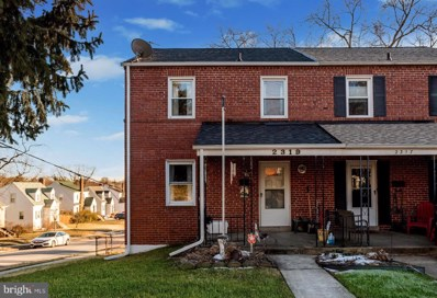 2319 Hemlock Avenue, Baltimore, MD 21214 - #: MDBA540760