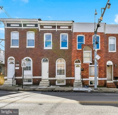 2815 Orleans Street, Baltimore, MD 21224 - #: MDBA540776