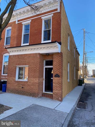 213 E Fort Avenue, Baltimore, MD 21230 - #: MDBA540784