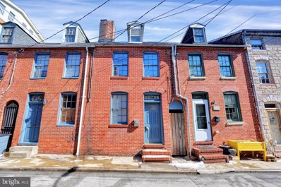517 S Dallas Street, Baltimore, MD 21231 - #: MDBA540786
