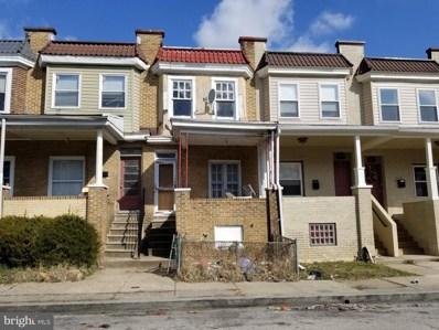 2808 W Mulberry Street, Baltimore, MD 21223 - #: MDBA540842