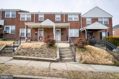 3417 Mayfield Avenue, Baltimore, MD 21213 - #: MDBA540860
