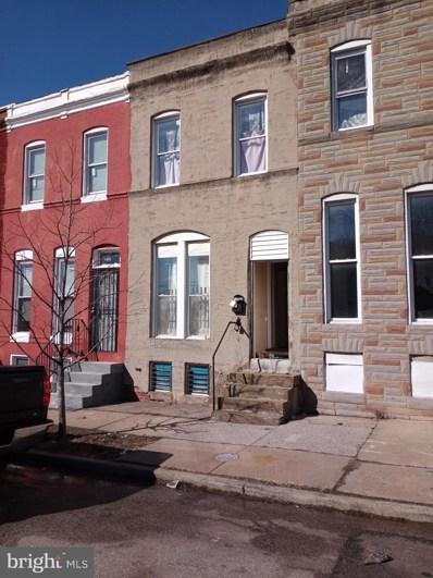 2524 E Oliver Street, Baltimore, MD 21213 - #: MDBA540906