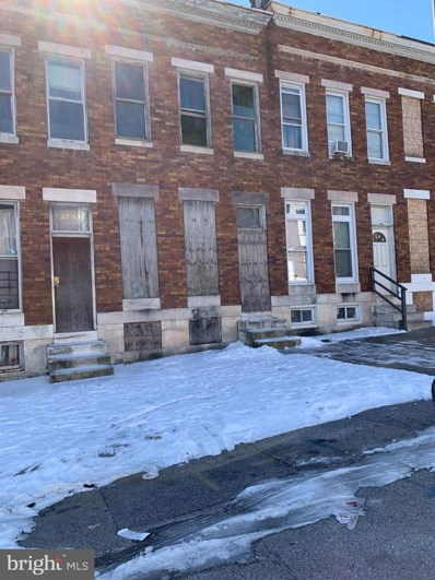 2735 Harlem Avenue, Baltimore, MD 21216 - #: MDBA540920