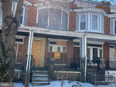 2903 Belmont Avenue, Baltimore, MD 21216 - #: MDBA540928