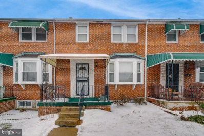 1205 Winston Avenue, Baltimore, MD 21239 - #: MDBA540938