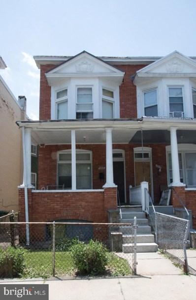 4812 Palmer Avenue, Baltimore, MD 21215 - #: MDBA541004