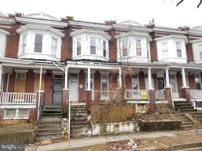 1528 N Ellamont Street, Baltimore, MD 21216 - #: MDBA541072