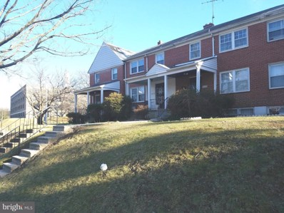 1639 Pentwood Road, Baltimore, MD 21239 - #: MDBA541088
