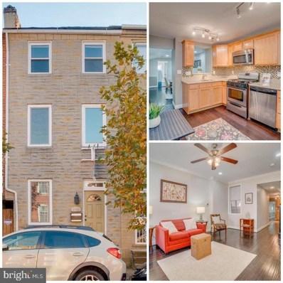 1739 E Lombard Street, Baltimore, MD 21231 - #: MDBA541118