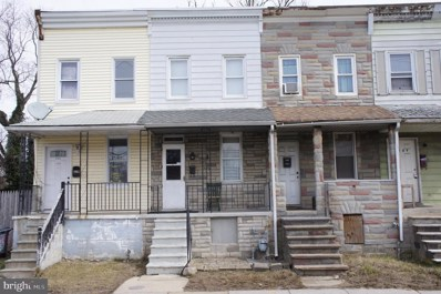 2105 Hollins Ferry Road, Baltimore, MD 21230 - #: MDBA541128