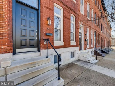 1821 Park Avenue, Baltimore, MD 21217 - #: MDBA541160