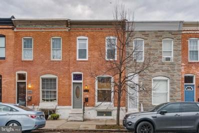 18 N Linwood Avenue, Baltimore, MD 21224 - #: MDBA541174