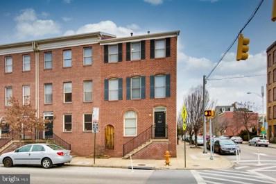 827 S Hanover Street, Baltimore, MD 21230 - #: MDBA541252