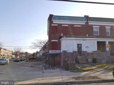 4229 Pimlico Road, Baltimore, MD 21215 - #: MDBA541254