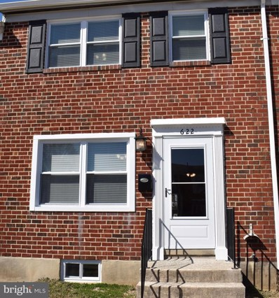 622 Markham Road, Baltimore, MD 21229 - #: MDBA541258