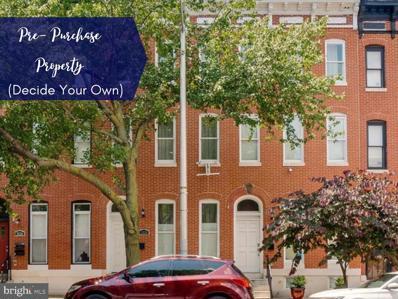 1510 N Caroline Street, Baltimore, MD 21213 - #: MDBA541302