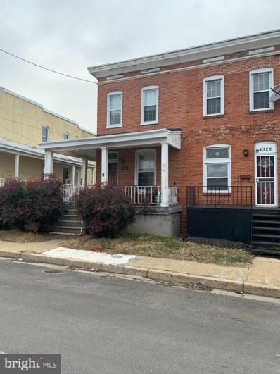 4326 E Eager Street, Baltimore, MD 21205 - #: MDBA541334
