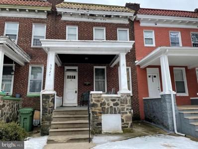 3023 W Garrison Avenue, Baltimore, MD 21215 - #: MDBA541338