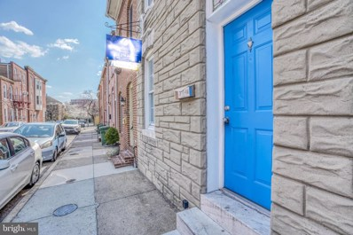 1102 S Curley Street, Baltimore, MD 21224 - #: MDBA541366