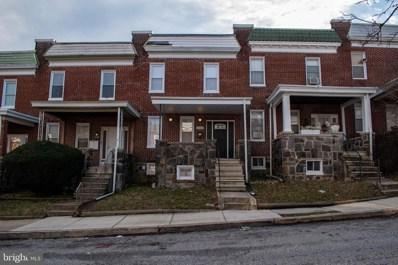 3107 Kentucky Avenue, Baltimore, MD 21213 - #: MDBA541368