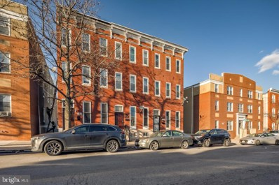 1614 W Lexington Street, Baltimore, MD 21223 - #: MDBA541442