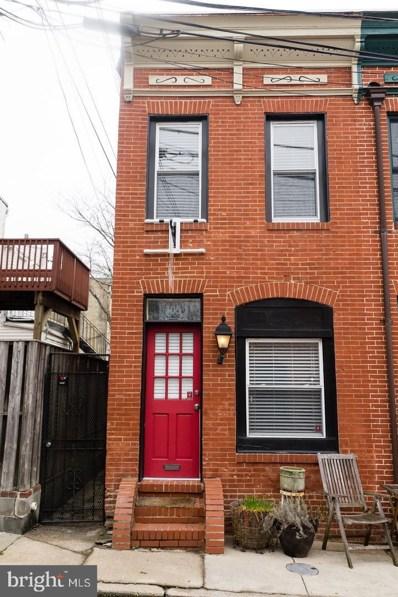 305 S Chapel Street, Baltimore, MD 21231 - #: MDBA541468