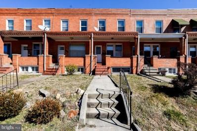 413 Folcroft Street, Baltimore, MD 21224 - #: MDBA541492