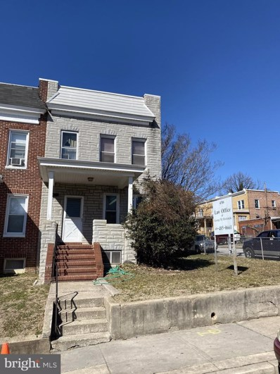 4316 Belair Road, Baltimore, MD 21206 - #: MDBA541498