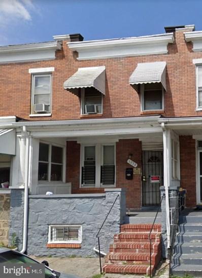 1238 N Decker Avenue, Baltimore, MD 21213 - #: MDBA541536