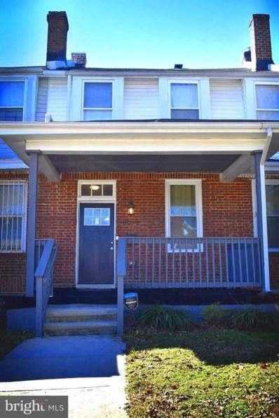 3515 Liberty Heights Avenue, Baltimore, MD 21215 - #: MDBA541652