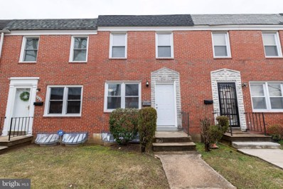 765 Yale Avenue, Baltimore, MD 21229 - #: MDBA541654